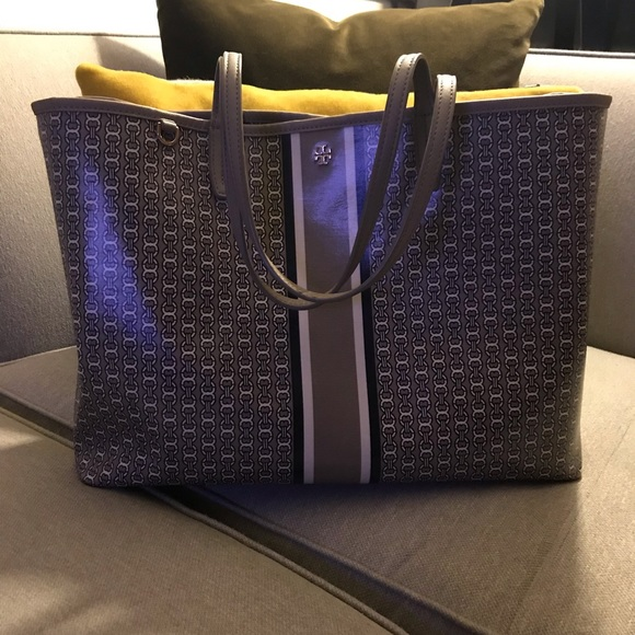 COPY - Tory Burch Gemini Vinyl Tote
